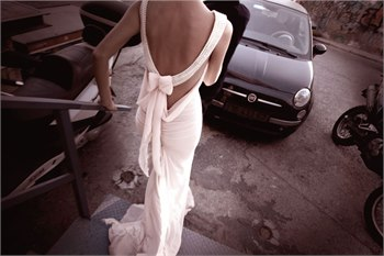Inbal Dror - Collection 2011 - Evening #1