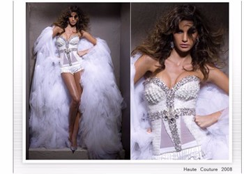 Inbal Dror - Collection 2008 - Bride #1
