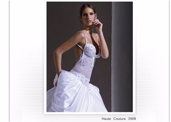 Inbal Dror - Collection 2008 - Bride #2