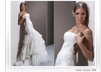 Inbal Dror - Collection 2008 - Bride #3