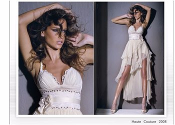Inbal Dror - Collection 2008 - Bride #4