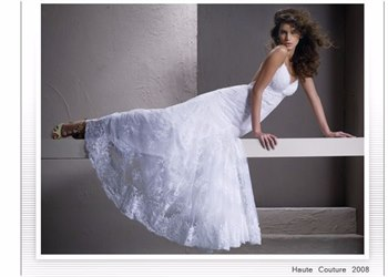 Inbal Dror - Collection 2008 - Bride #7
