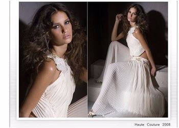 Inbal Dror - Collection 2008 - Bride #9