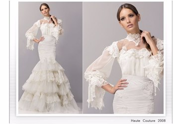 Inbal Dror - Collection 2008 - Bride #11