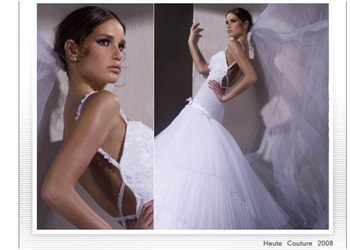 Inbal Dror - Collection 2008 - Bride #12