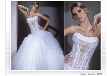 Inbal Dror - Collection 2008 - Bride #13