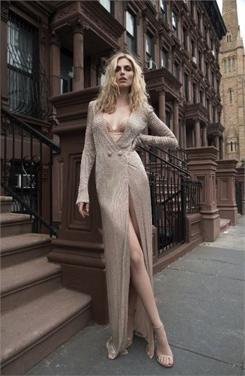 Inbal Dror - Collection 2016 - Evening #13